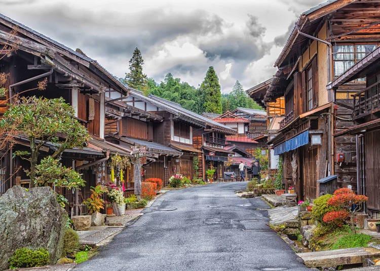 7. Tsumago