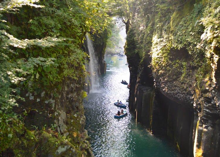 17. Takachiho Gorge