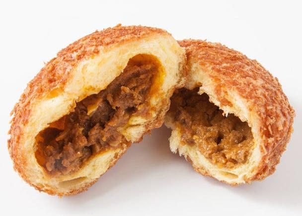 【カレーパン】同じカレーならパンよりライスを食べたい