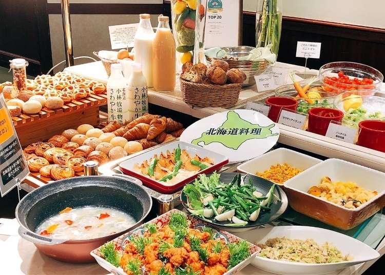 Best Breakfast in Japan?! The 20 Best Japanese Hotel Breakfasts Will Make You Drool