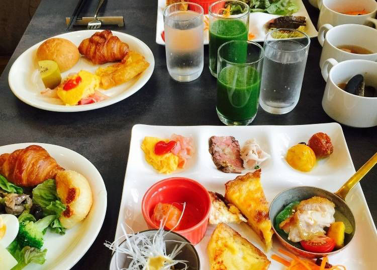 2020 Japanese Best Hotel Breakfasts Ranking