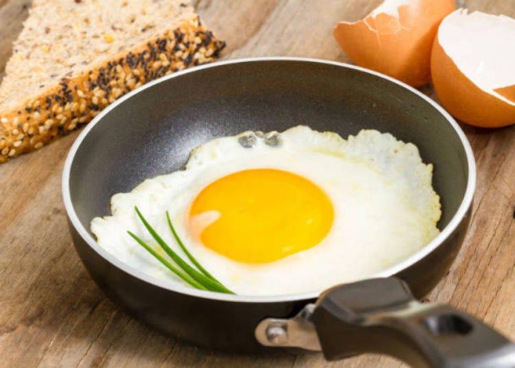 卵焼きに何をかける? アメリカ人は意外にもシンプル