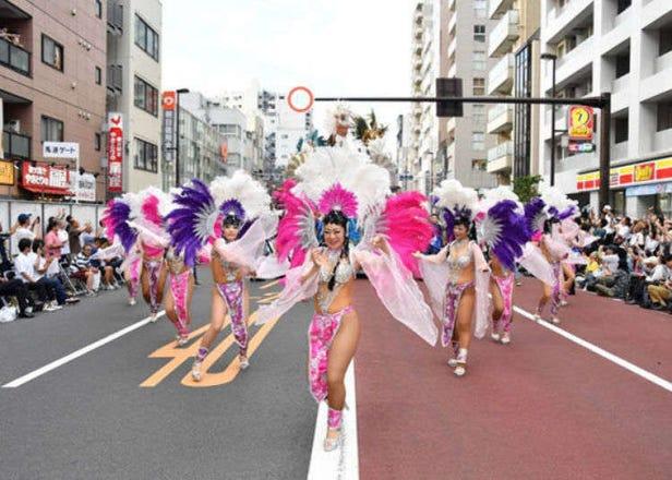 「浅草サンバカーニバル」の日程・見どころ徹底ガイド