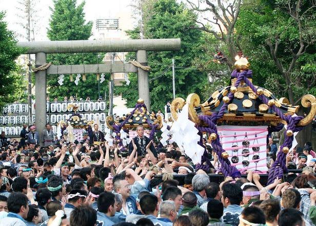 「浅草三社祭」徹底ガイド!地元民がおすすめする見どころや楽しみ方