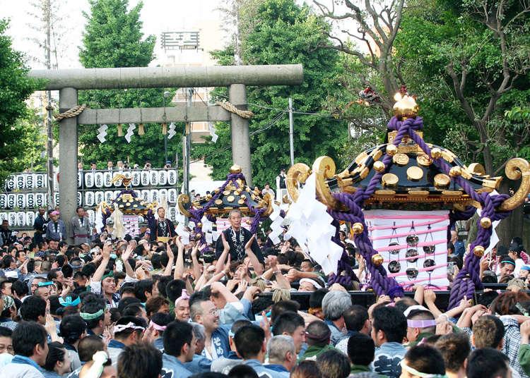 当地人带你玩!「浅草三社祭」基本信息&必看重点懒人包