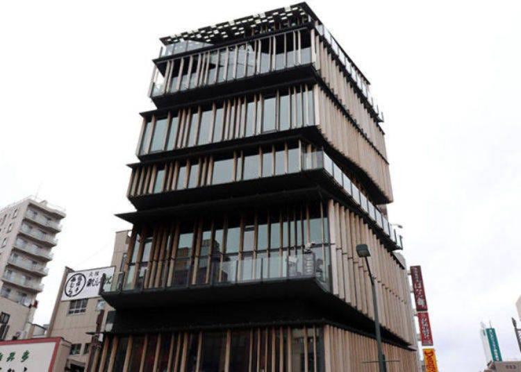 9. '아사쿠사 문화관광센터 전망대'에서 무료로 아사쿠사의 경치 감상하기