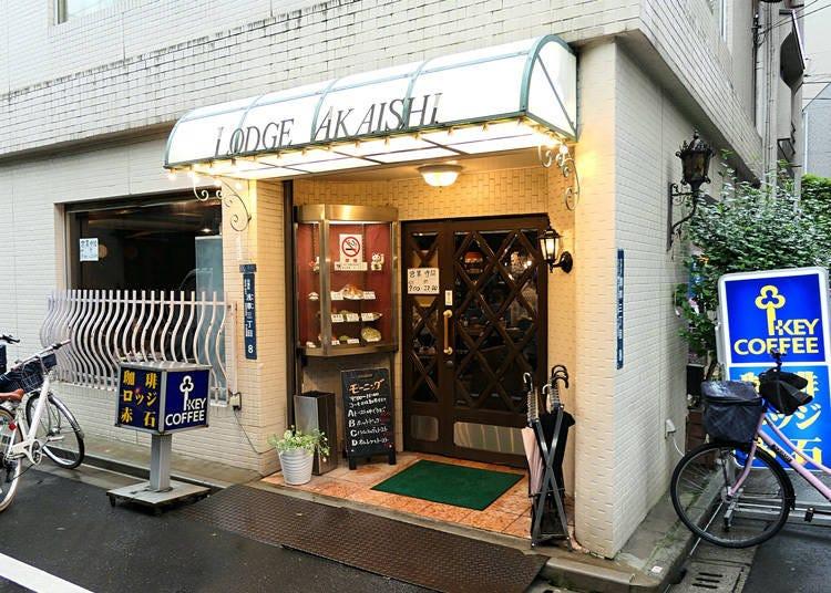 懐かしいナポリタンとクリームソーダで昭和を満喫!奥浅草にたたずむ名店「ロッジ赤石」