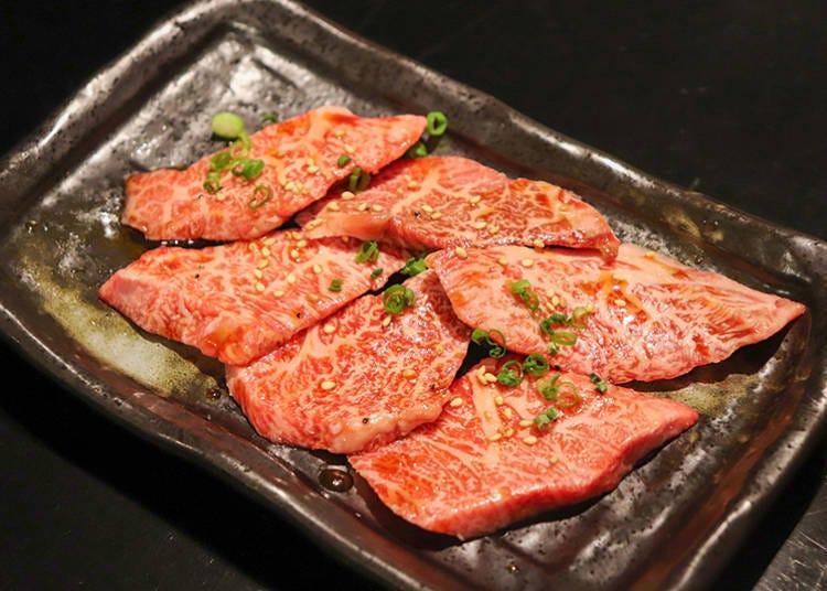 浅草午餐推荐①黑毛和牛烤肉「玄五花LUNCH」