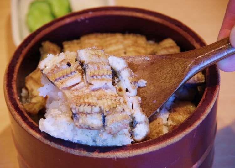 시오히쓰마부시가 인기! 전문점 '아사쿠사 우나테쓰'는 장어팬들을 위한 추천 맛집