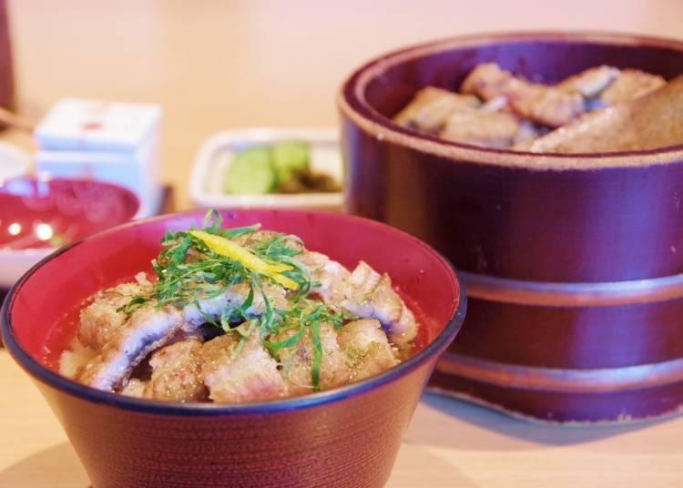 아사쿠사에서 최고의 맛집을 찾고 있다면 '아사쿠사 우나테쓰'에 가 보자!