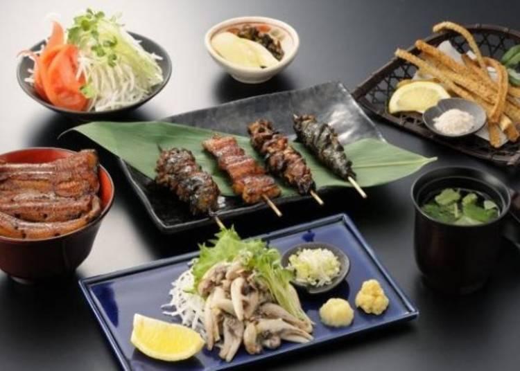 不只有鰻魚飯!「淺草鰻魚鐵」的獨家魅力