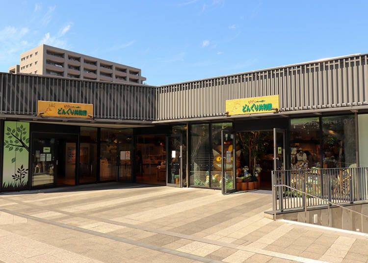 全世界都认识的吉卜力工作室官方商店-「橡子共和国 东京晴空塔店」