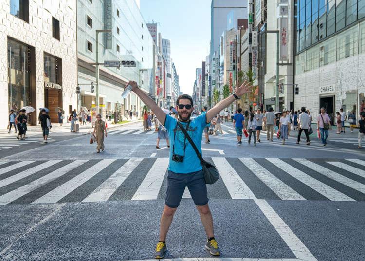 【东京景点大对决】浅草&银座!你会推荐哪个地点给朋友呢?