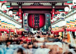 人潮多到傻眼?觀光客在東京淺草的好玩新發現
