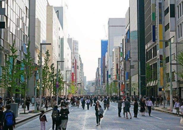 도쿄 긴자까지 가는 방법과 근처 역은? 목적지별로 가장 가까운 역과 출구, 추천 이동 방법 총정리