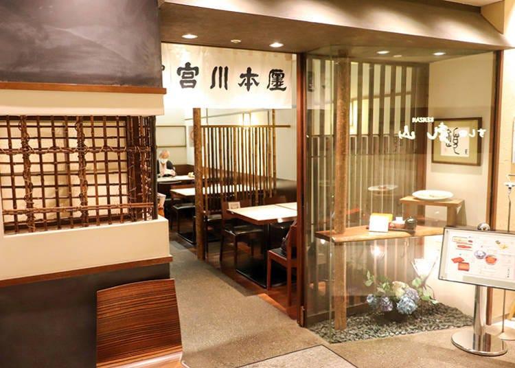 2. Tsukiji Miyagawa Honten