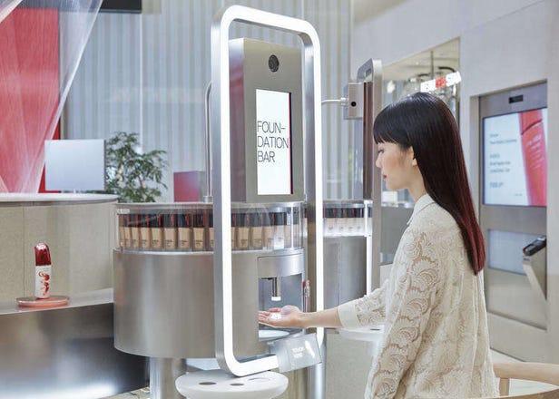 2020银座新景点! SHISEIDO旗舰店实际逛逛+必买商品6选