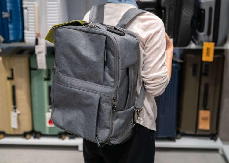 银座Loft实用人气款小型行李箱5选!小旅行用刚刚好