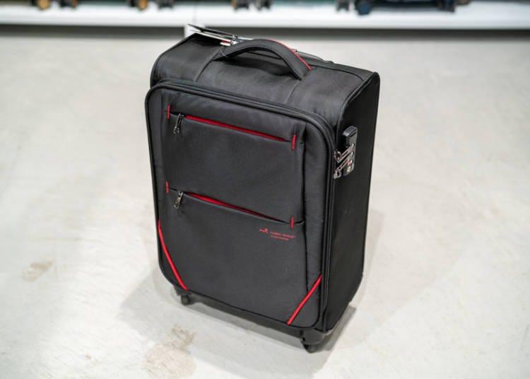 银座Loft行李箱②世界最轻且耐用的优秀行李箱「FLY II」