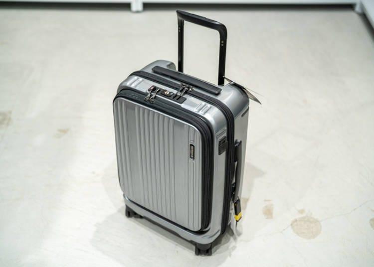 銀座Loft行李箱③商務旅行最佳好夥伴「INTER CITY No.60500」
