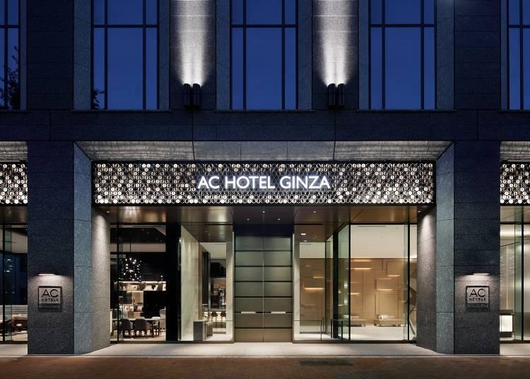 食事のみ利用もOK。こだわり食材を使ったグルメが楽しめる「ACホテル・バイ・マリオット東京銀座」