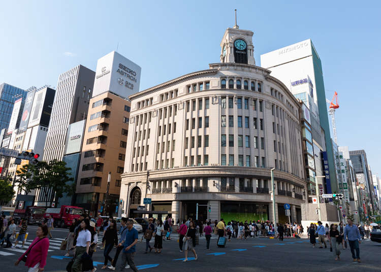 6 Things About Tokyo's Glitzy Ginza That Shocked Foreigners