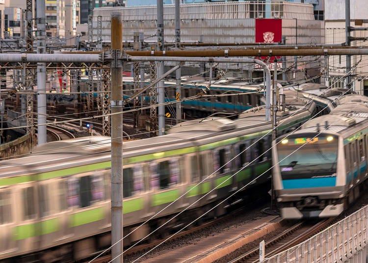 淺草站交通方式③從東京車站前往淺草