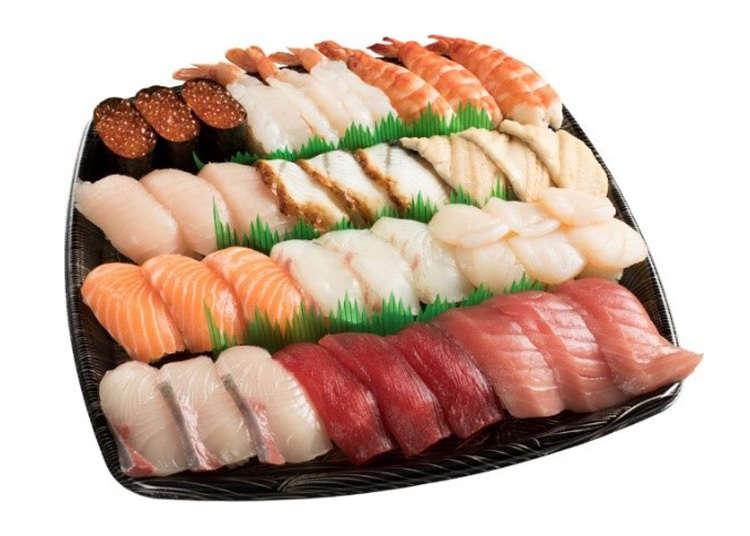 壽司郎、藏壽司等4間日本人氣迴轉壽司店開放外帶啦!各種外帶菜單好康報你知