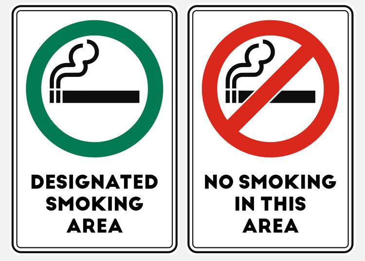 飲食店での原則禁煙スタート!あなたは知ってた?