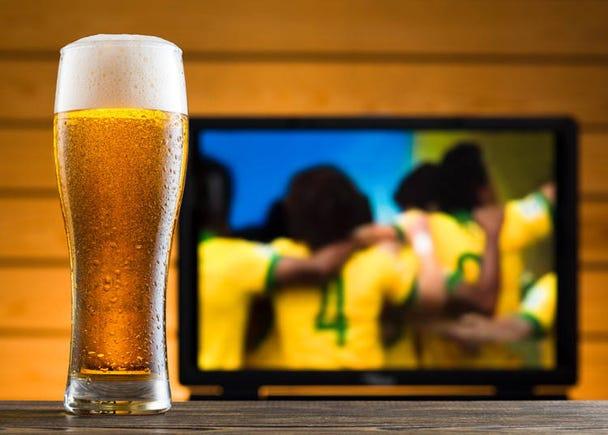 芸能人がアルコールを飲んでいる映像がCMで流れるなんて…