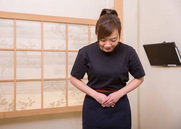 日本人のイメージ③お客様への感謝とサービスがすごい