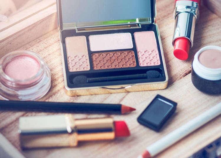 不會日文也能逛日本藥妝店、百貨!化妝品日語單字簡易懶人包