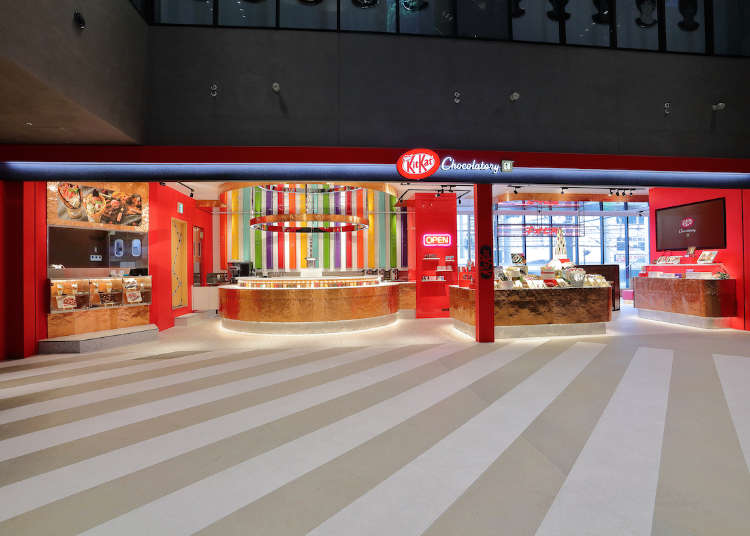 World's first make-your-own KitKat shop is opening in Tokyo