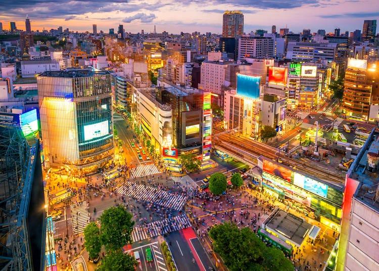 8. Explore Shibuya