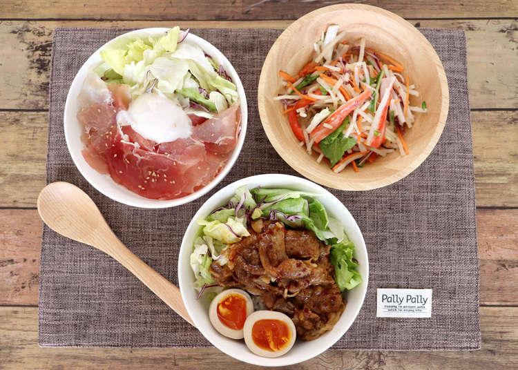 焼肉丼や振るだけサラダも! コンビニ商品で作る簡単ズボラ飯レシピ3選
