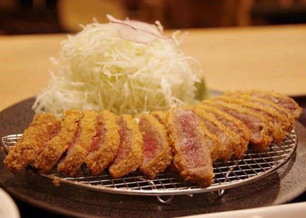 浅草観光&牛カツをたべたい!
