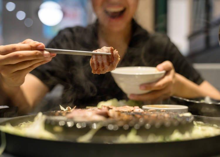 日本烤肉的特色&烤肉店价格区间