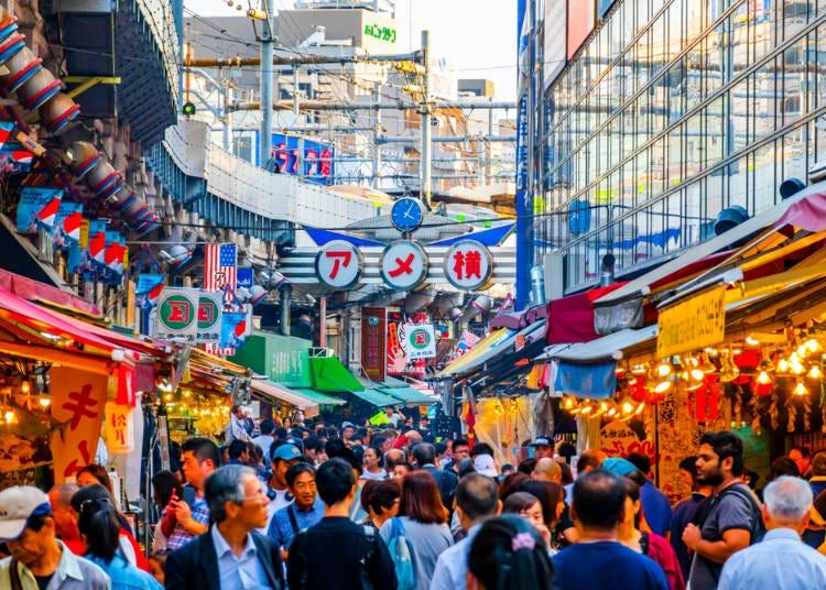 東京熱門觀光地【上野】推薦燒肉店