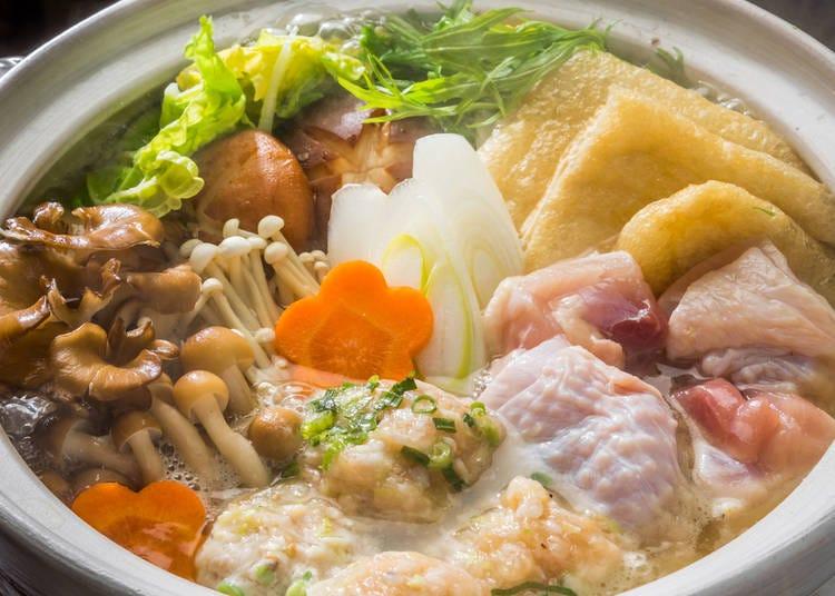 5. Chanko Nabe (ちゃんこ鍋)