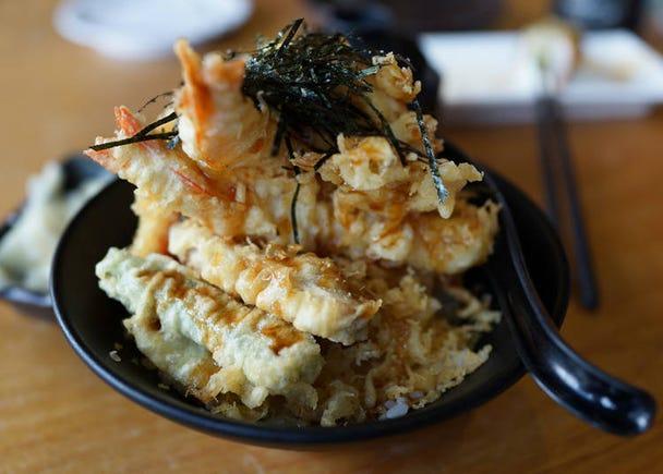 6. Ten-don (天丼)