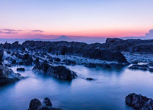 5. Miura Peninsula (Kanagawa)