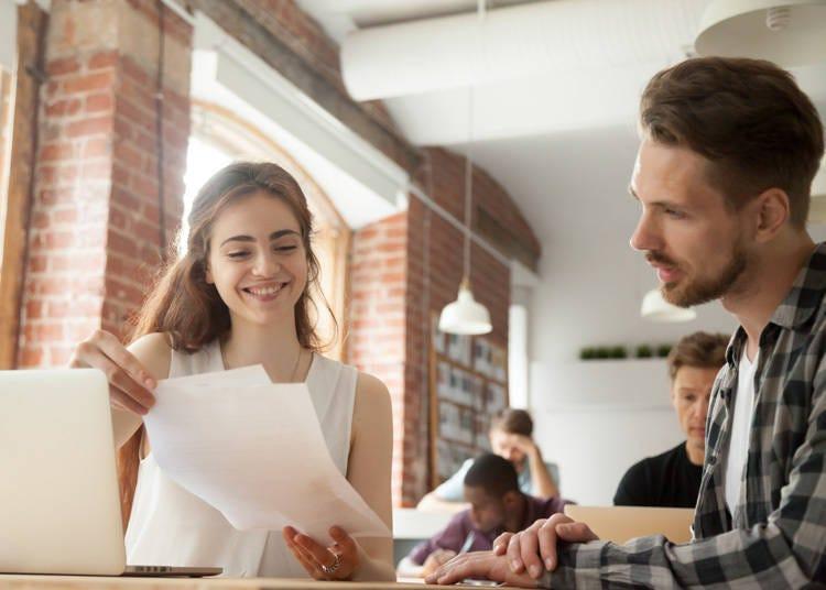 海外企業のインターンシップは職業意識を高めるもの。日本は…
