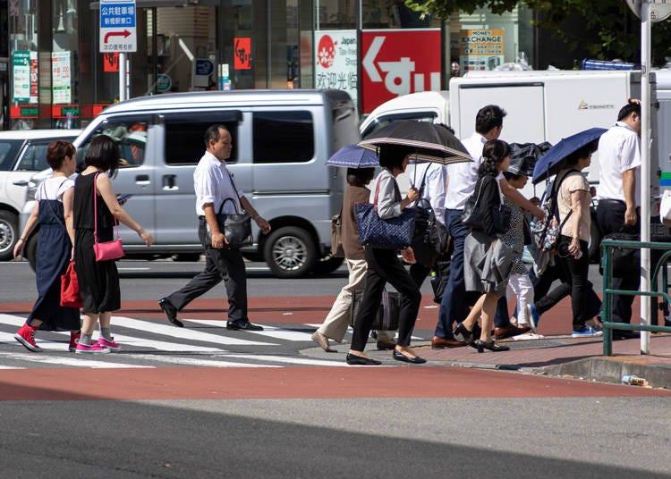 日本は春が終わったと思ったら、急に暑い日が増える