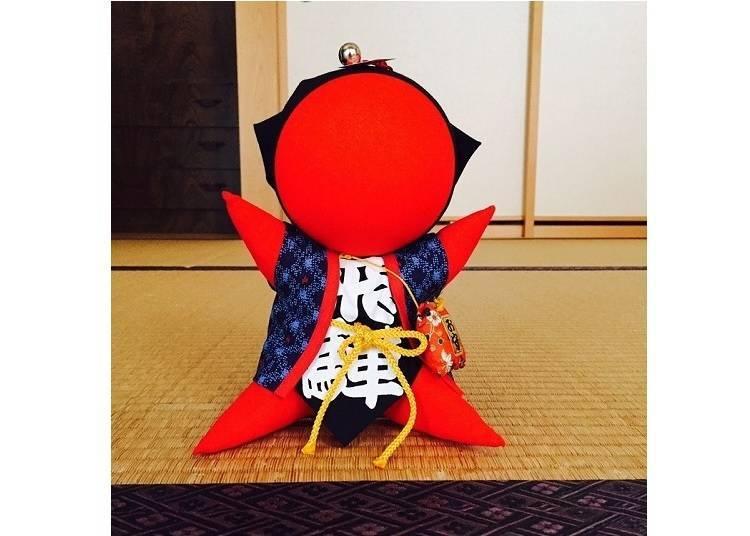 12. Take home a Sarubobo, Hida Takayama's iconic folk craft