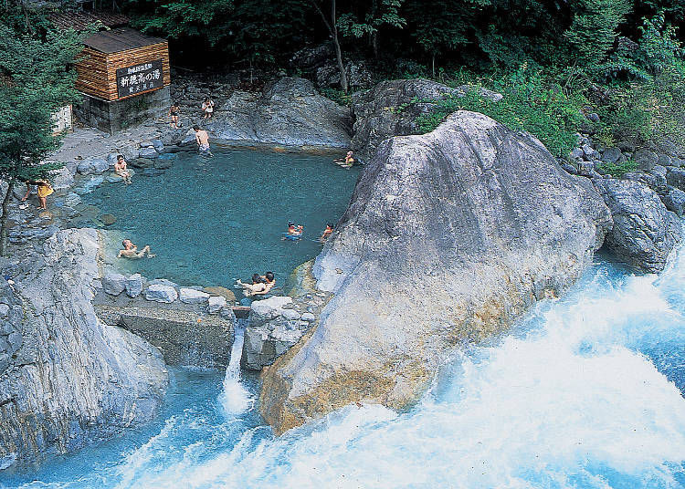 14. Check out Okuhida Onsen, Hida Takayama's hidden treasure