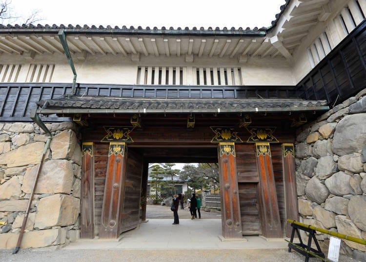 走过乱世战国与繁盛江户的松本城天守阁建筑群