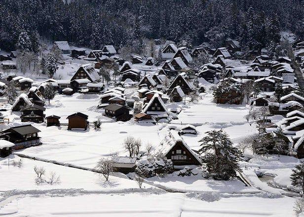春夏秋冬いつでも楽しめる!世界遺産「白川郷」の魅力とおすすめスポット