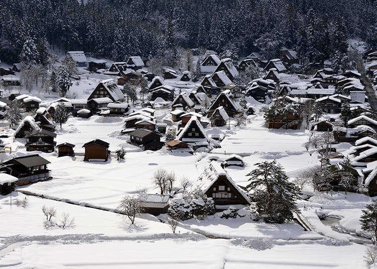 Visiting Shirakawa-Go: The Village Worth Visiting No Matter the Season