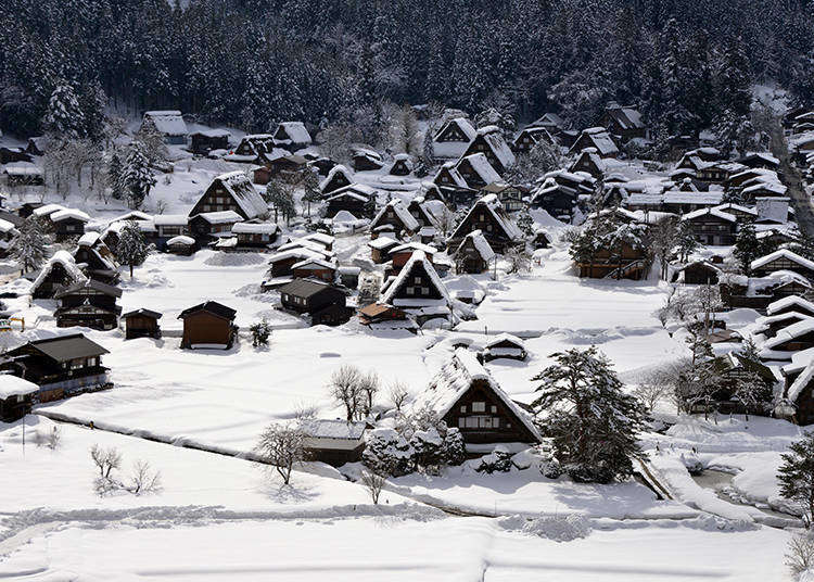 Inside Japan's Dreamy Mountain Village - cover