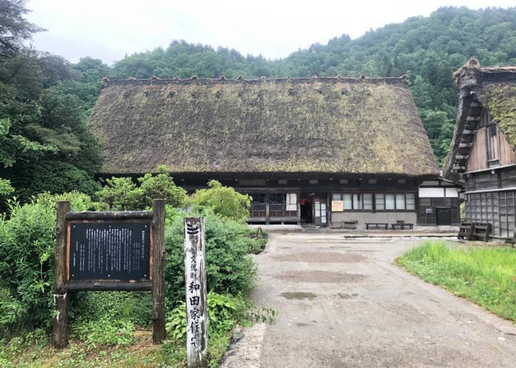 Wada House: Shirakawa-Go's Largest Gassho-Zukuri Building
